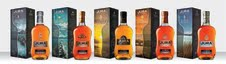 Jura single malt scotch whisky revamps packaging for greater shelf stand out