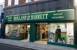 Holland & Barrett reports 4.7% sales growth over Christmas trading period