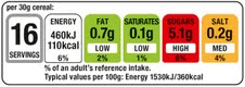 Co-operative Food research champions traffic lights and front-of-pack labelling