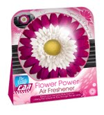 151 Products adds Gerbera-style flower air fresheners for car and home
