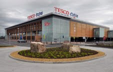 Barr Construction completes work on new £30m Tesco superstore in Sunderland