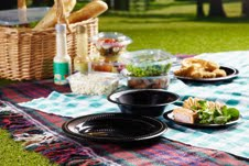 LINPAC Packaging launches premium recyclable tableware for summer season