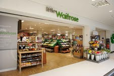 First little Waitrose at John Lewis hits mark with customers in Watford, sales reveal