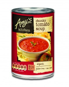 Amy's Kitchen secures ambient free from soup listings in Asda stores nationwide