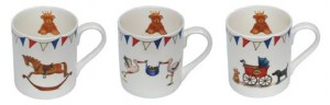 Milly Green commemorates royal birth with new fine bone children's china range