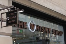 Luxury drinks retailer, The Whisky Shop, opens 600sq ft store in Manchester