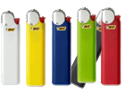 BIC launches slimline flint lighter with roll and press mechanism in six colours