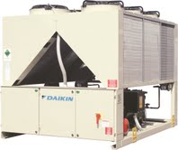 Daikin claims new chillers provide class-leading efficiencies and lower emissions