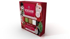 Renshaw reintroduces Christmas ready to roll icing pack to inspire festive bakes