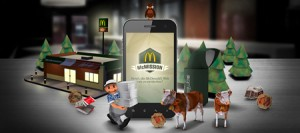 McDonald's Germany debuts AR app to educate customers on sustainability goals