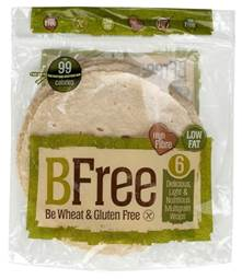 BFree wheat and gluten free Irish bread brand makes debut in Asda stores in UK