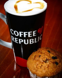 London coffee chain, Coffee Republic, moves to IT cloud solution to help growth