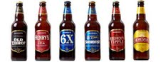 Wadworth adds new labels to help supermarkets block merchandise its range of beers