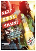 San Miguel Fresca celebrates living in moment with Next Drink Spain?' campaign