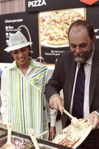 Food Minister visits Asda Belvedere, London, to support Feeding Britain's Future
