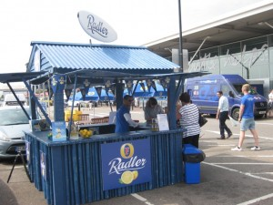 Foster's Radler refreshes shoppers with new experiential campaign at Tesco stores