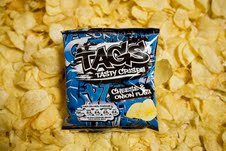 TAGS crisps, created by former Seabrook Crisps director, launch in 44 Tesco stores