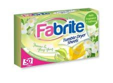 151 Products introduces Tumble Dryer Sheets under popular Fabrite laundry brand