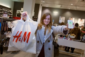 H&M and Gap team up with UNiDAYS to drive in-store student engagement with app