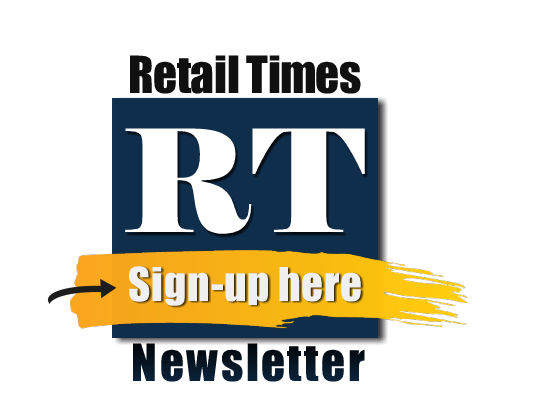 click to sign up for the retail times newsletter