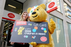 One4all launches multi-store Pudsey gift card in support of BBC Children in Need