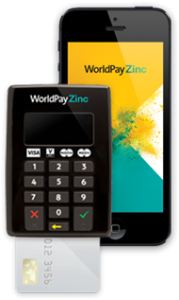 Apple is latest retailer to sell WorldPay Zinc mobile pay-as-you-go Chip & PIN keypads