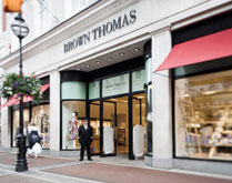 Ireland's luxury retailer, Brown Thomas, debuts transactional online and mobile sites