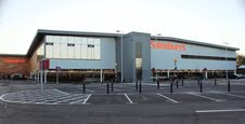 Sainsbury's offers wider aisles with second store-on-stilts built by Barr Construction