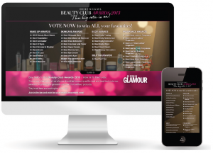 Mobile-optimised campaign drives more traffic to Debenham's Beauty Club Awards