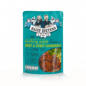 Hairy Bikers, Elmwood and All About Food tie to debut Hairy Dieters cooking sauces