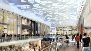 John Lewis to open four-tier, 230,000sq ft department store at Westfield London in 2017