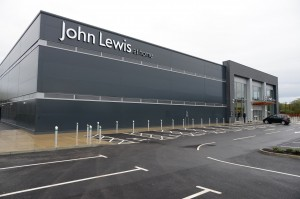John Lewis opens doors on 40,000sq ft 'at home' shop in Ashford – its tenth to date
