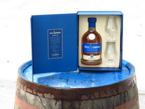 Kilchoman opens new warehouse and launches Machir Bay 2013 Christmas gift pack