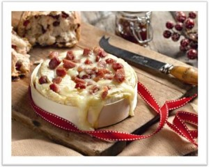 The Co-operative claims new Pancetta-topped Camembert is perfect for Boxing Day
