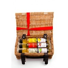 Kentish Oils launches wicker hampers as Christmas gifts for health-conscious foodies