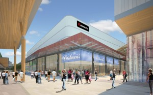 Carluccio's and Primark to occupy sites in Bracknell town centre in regeneration project
