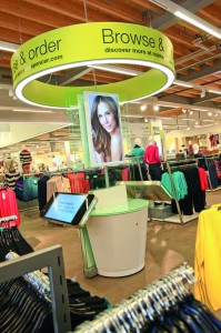 Marks & Spencer rolls out interactive, self-service terminals across high street stores