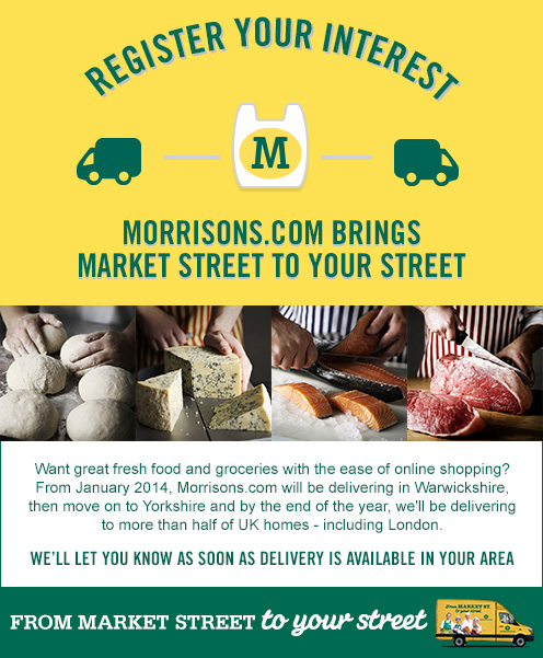 Pressure is on Morrisons with online launch