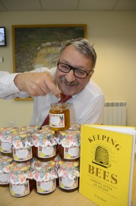 Bournemouth shopping park, Castlepoint, produces honey from own hives