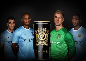 Jaguar Energy Drink to become official UK and Ireland Energy Drink Partner of Manchester City Football Club