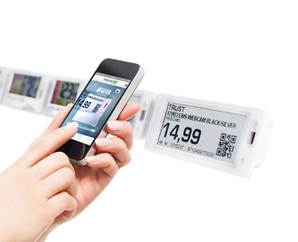 Pricer to showcase new Electronic Shelf Label (ESL) solutions at NRF EXPO