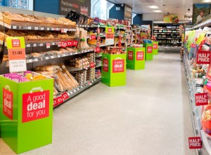 The Co-operative Food launches in-store campaign to highlight deals and half price offers
