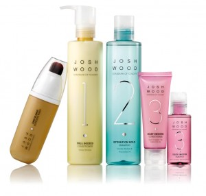 Marks & Spencer ties with colourist Josh Wood to launch premium haircare range