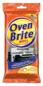 151 Products launches wipe version of oven and grill cleaner, Oven Brite
