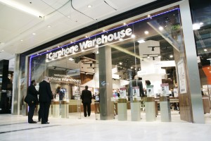 Carphone Warehouse creates digital workforce with 5,000 staff tablets