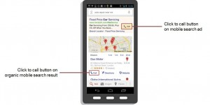 Consumers expect brands to offer click-to-call service for smartphones, Google research shows