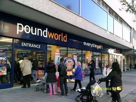 Discounter Poundworld launching online shop