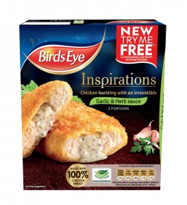 Birds Eye launches Chicken Inspirations and Fish Chargrills in new premium range