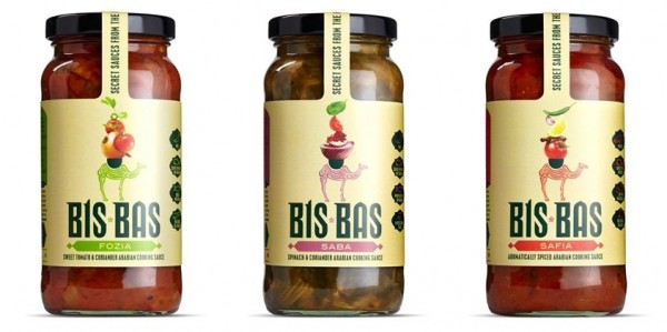 New BisBas cooking sauce range