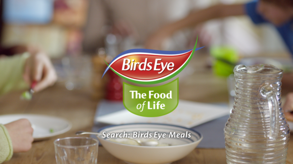 Birds Eye: new brand and campaign